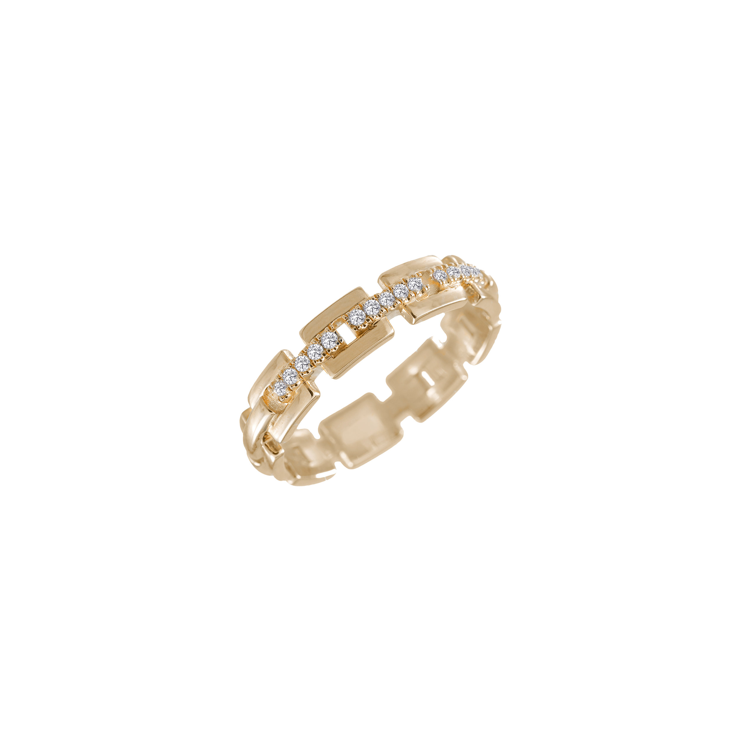 Jezebel London Strand Ring