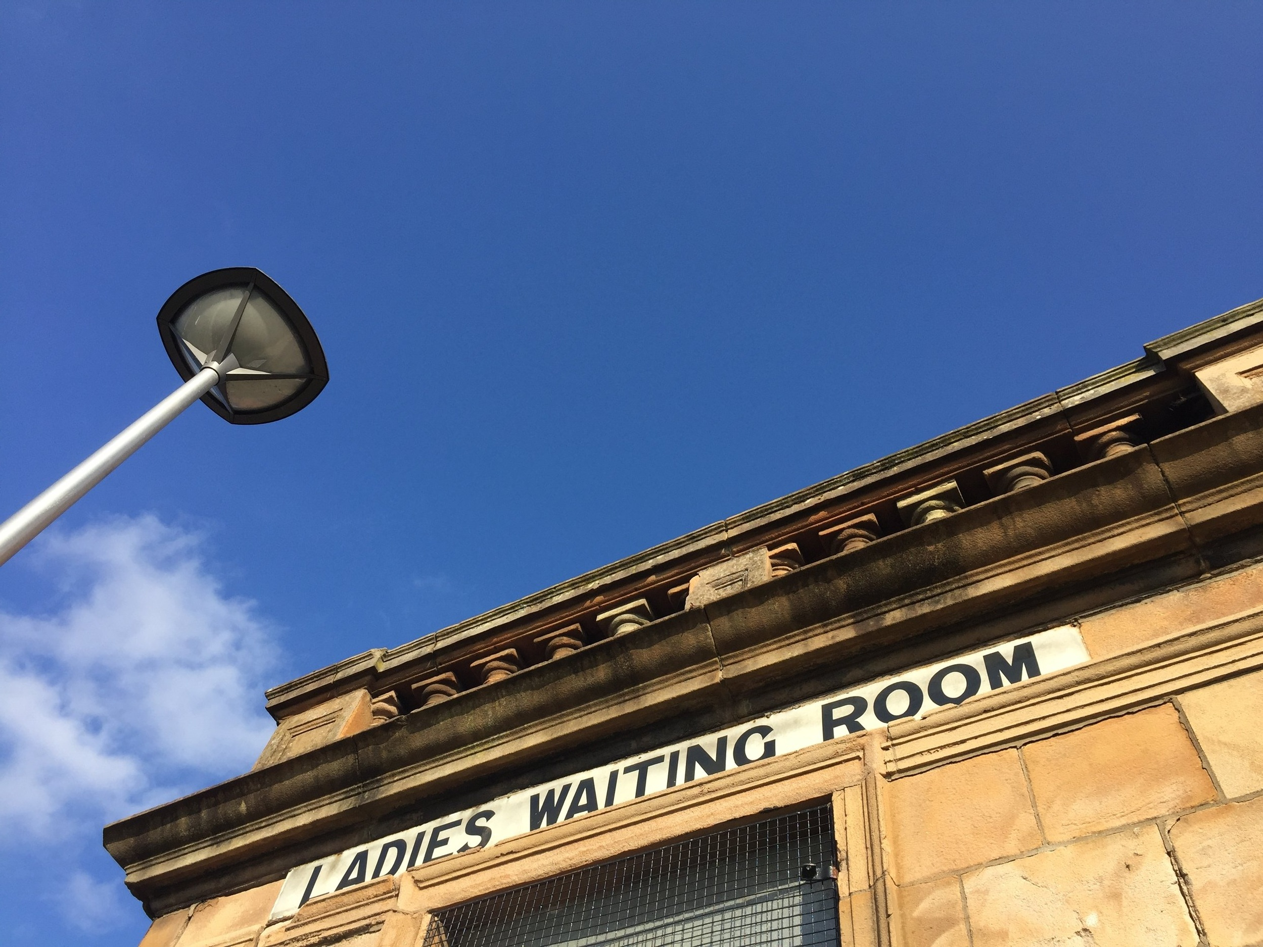 The Ladies Waiting Room -