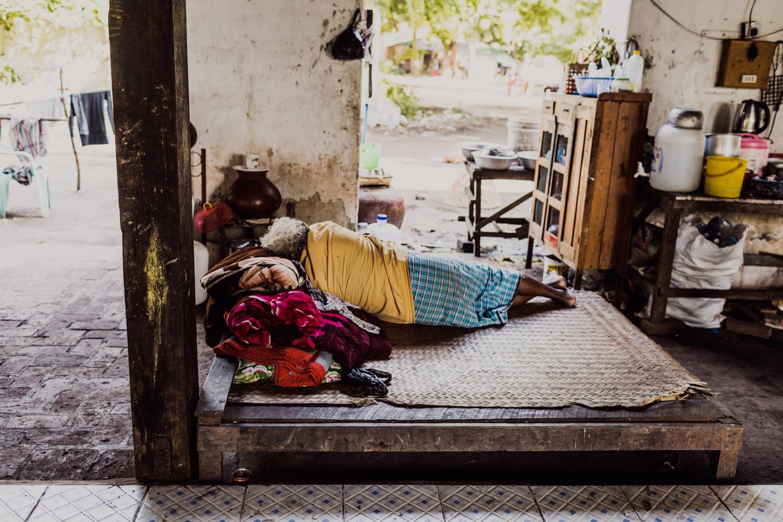 Poverty in Burma