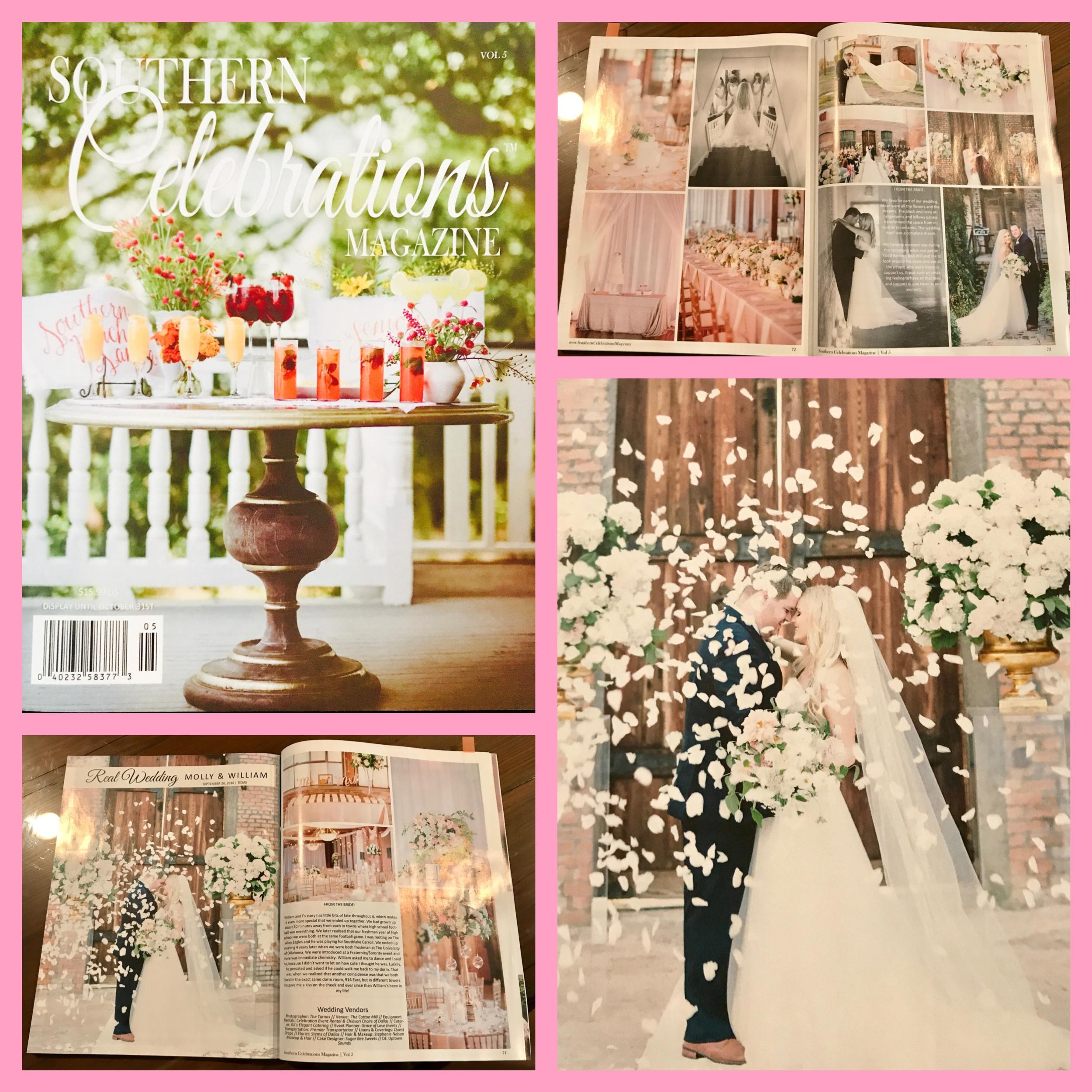 Southern Celebrations Magazine, Volume 5