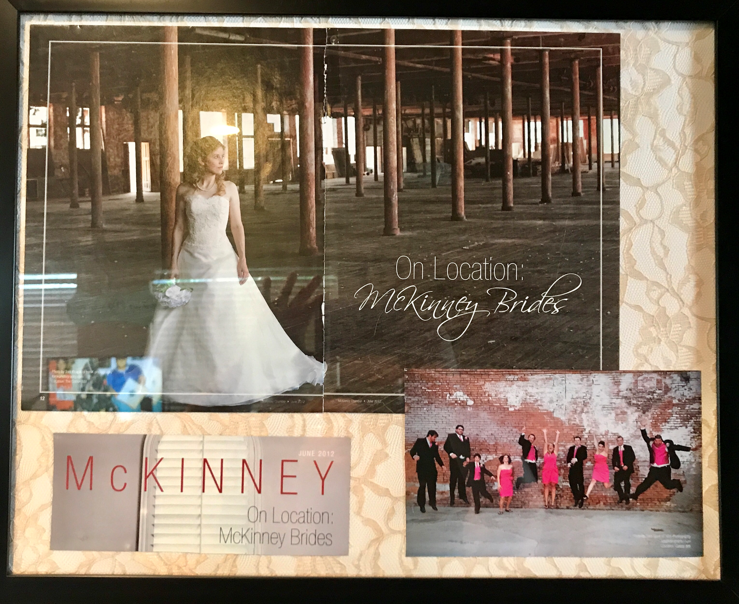 McKinney Magazine, March 2011    McKinney Magazine, June 2012