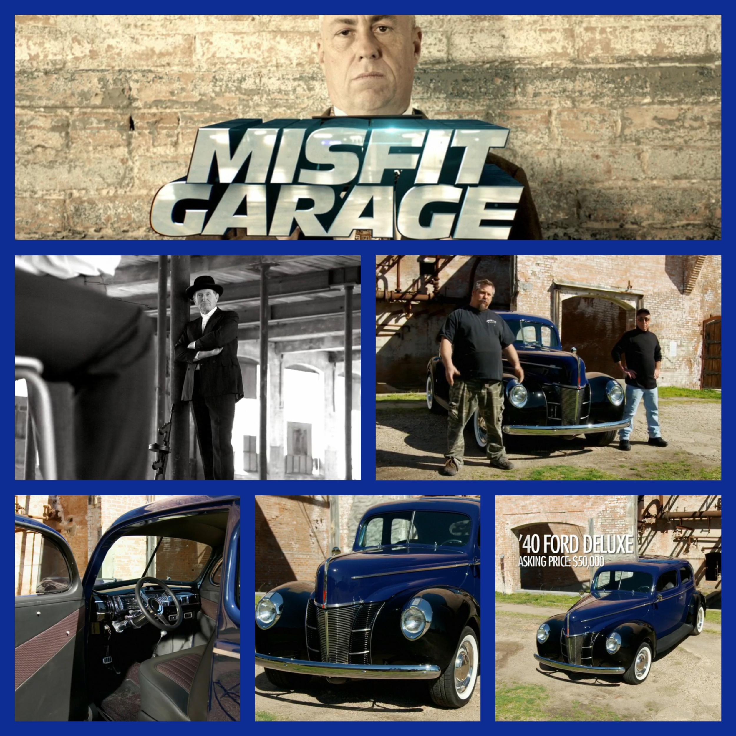 MISFIT GARAGE    Season 4 Episode 6: Booze in the Hood