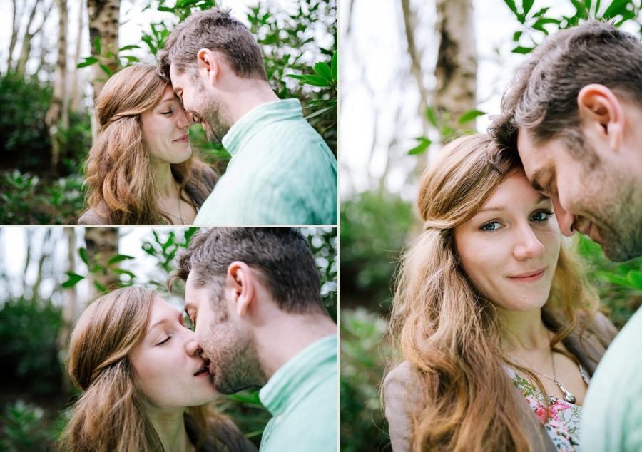 Somerset wedding photographer Emily and Lee engagement shoot 5