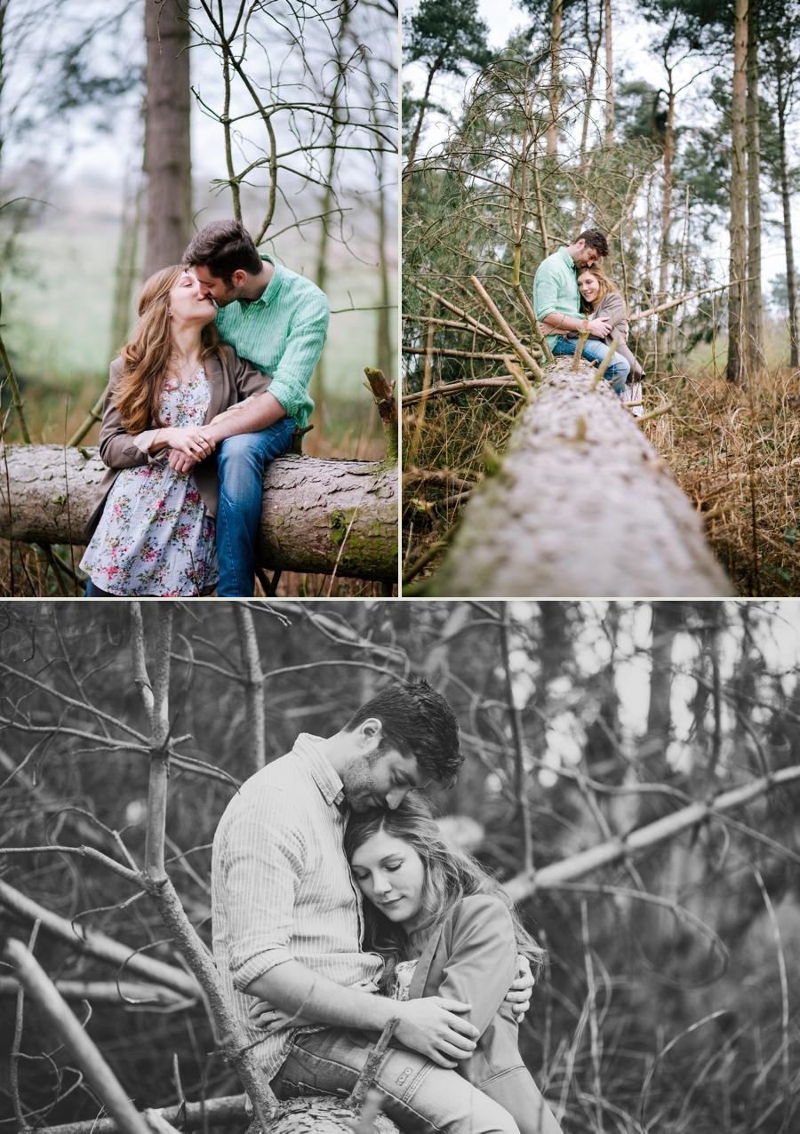 Somerset wedding photographer Emily and Lee engagement shoot 4