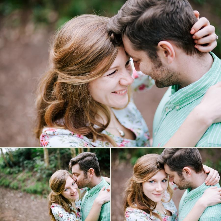 Somerset wedding photographer Emily and Lee engagement shoot 11