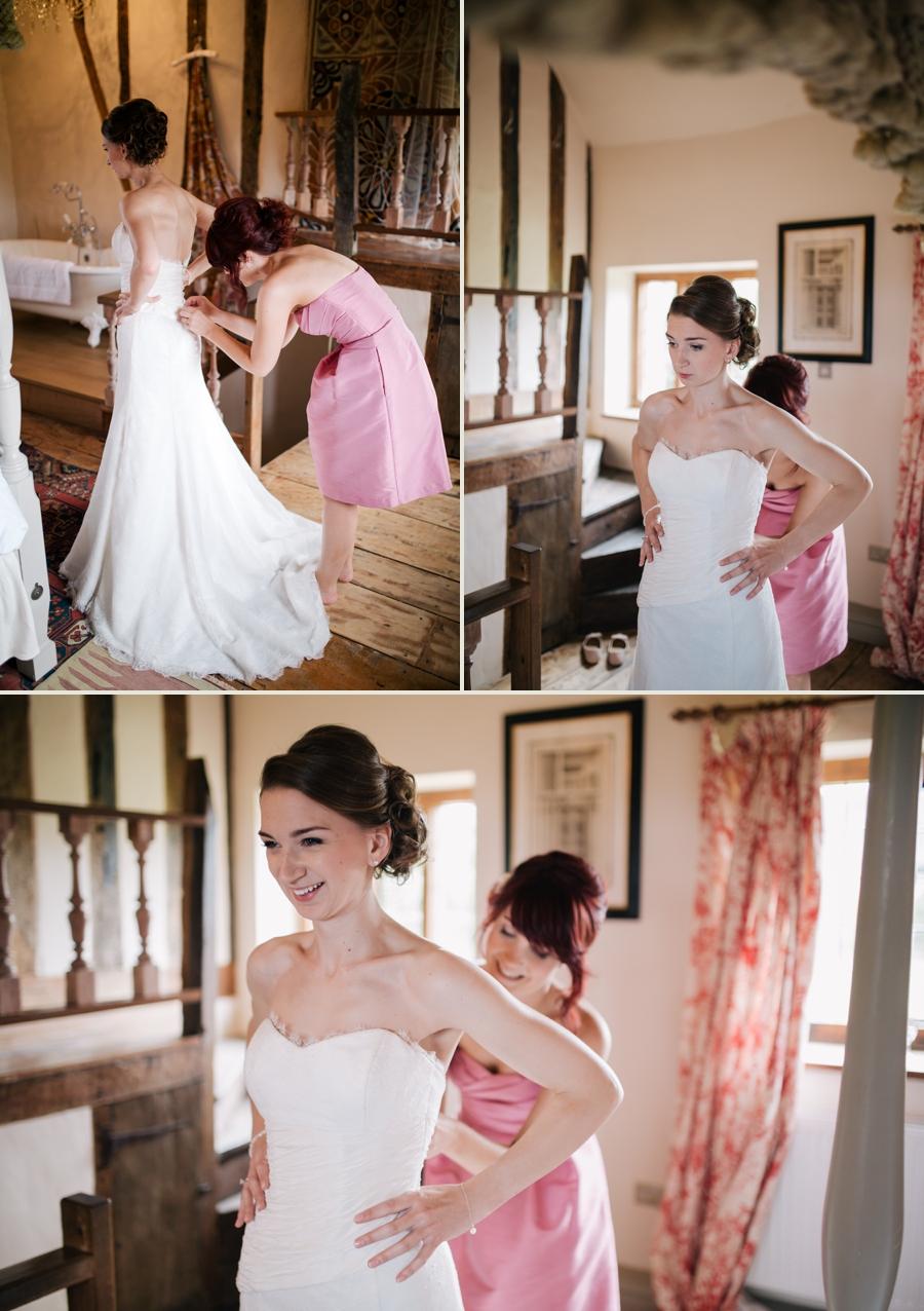 Somerset Wedding Photographer Hales Hall Barn Wedding Jess and Rob 17
