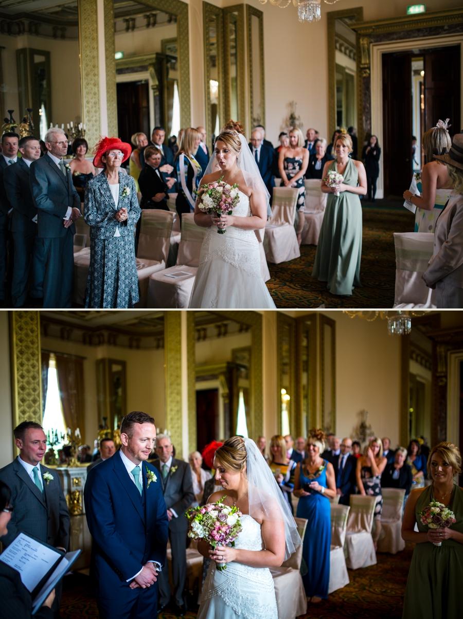 Somerset wedding photographer Wynyard Hall Kim and Owen 17