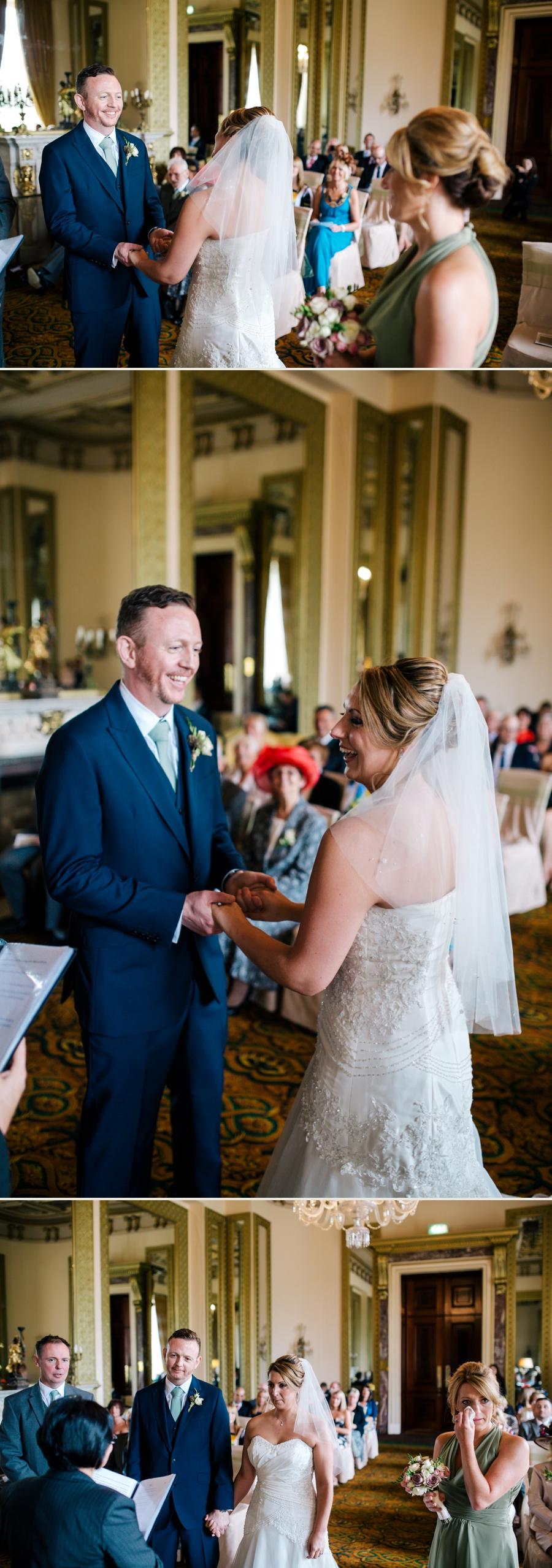 Somerset wedding photographer Wynyard Hall Kim and Owen 18