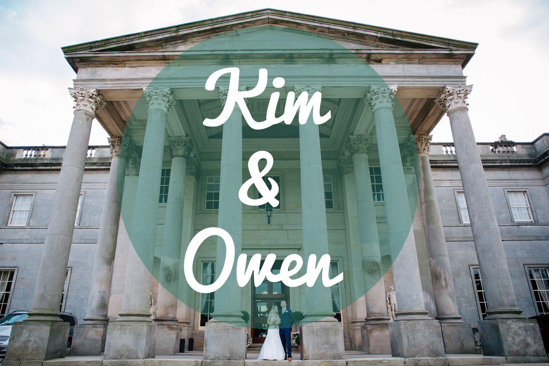 Somerset wedding photographer Wynyard Hall Kim and Owen