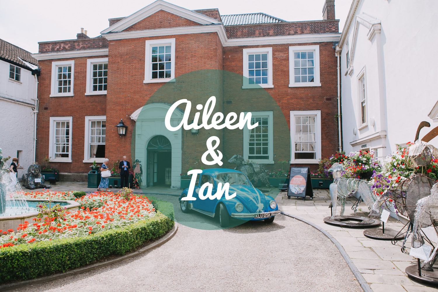Somerset Wedding Photographer Norwich Assembly House Aileen and Ian 1