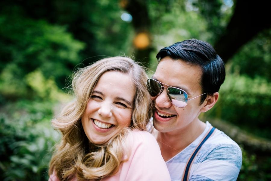Somerset wedding photographer Olivia and Paul engagement shoot 1