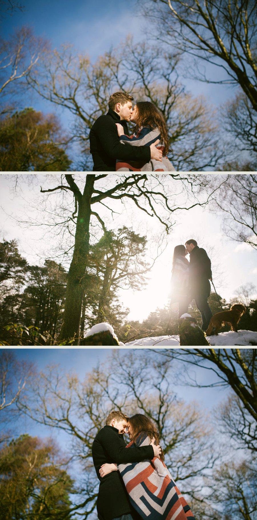 Somerset wedding photographer Sam and Pete engagement shoot 11
