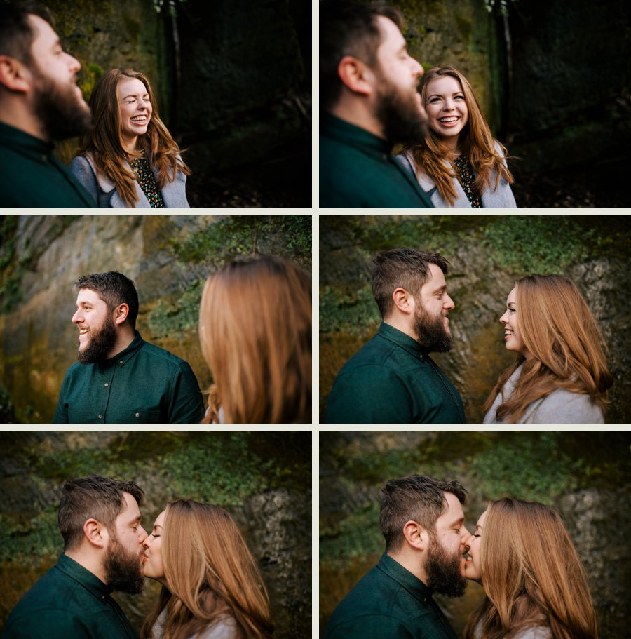 Somerset wedding photographer Lucy and Lee engagement shoot 6