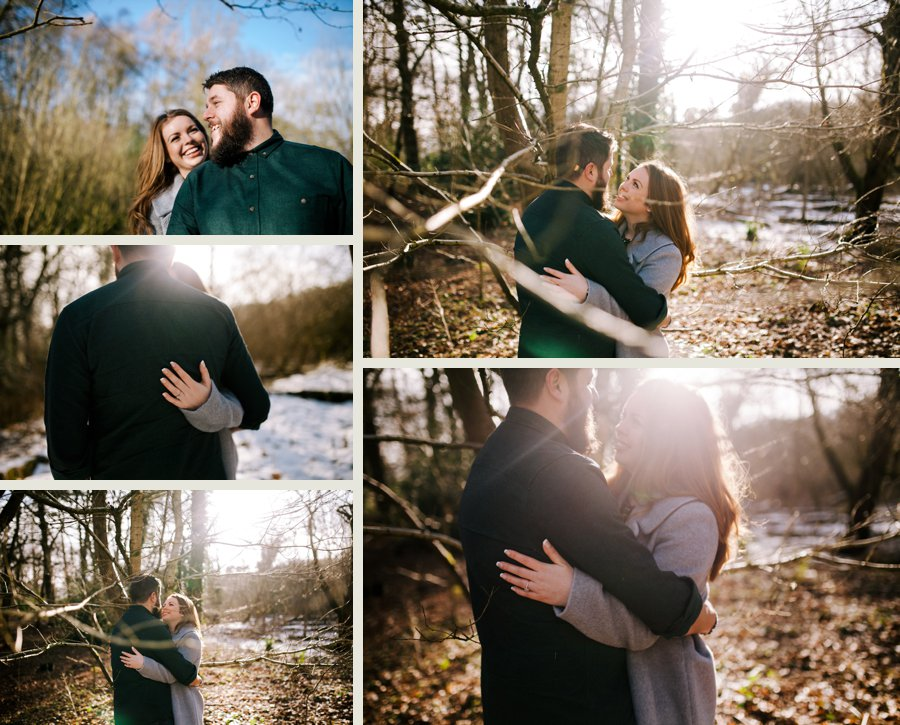 Somerset wedding photographer Lucy and Lee engagement shoot 9