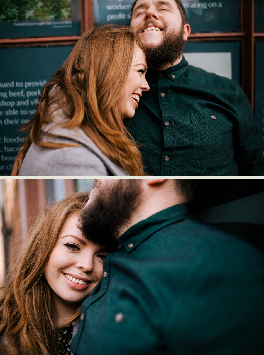 Somerset wedding photographer Lucy and Lee engagement shoot 11