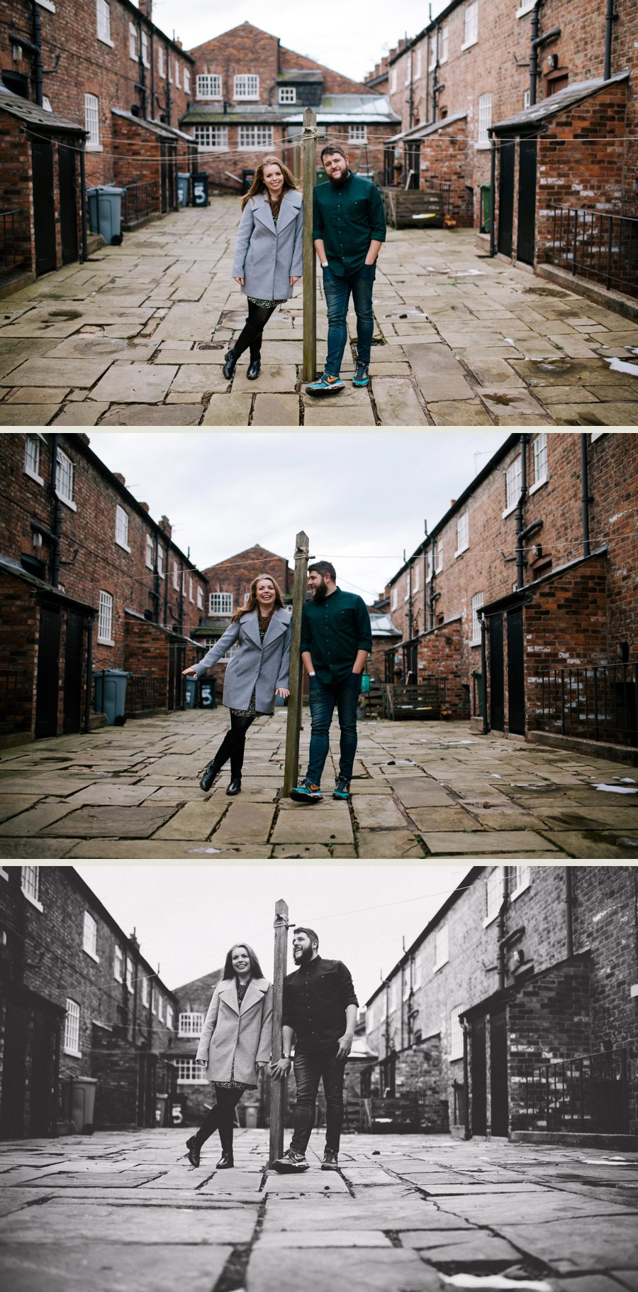 Somerset wedding photographer Lucy and Lee engagement shoot 13