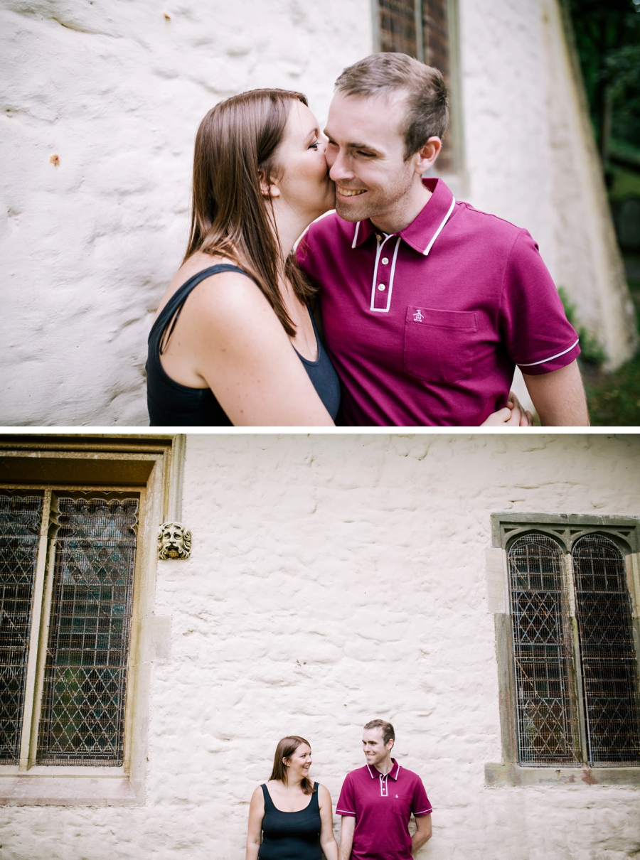 Somerset wedding photographer Gower coast engagement shoot Sarah and Andrew 3