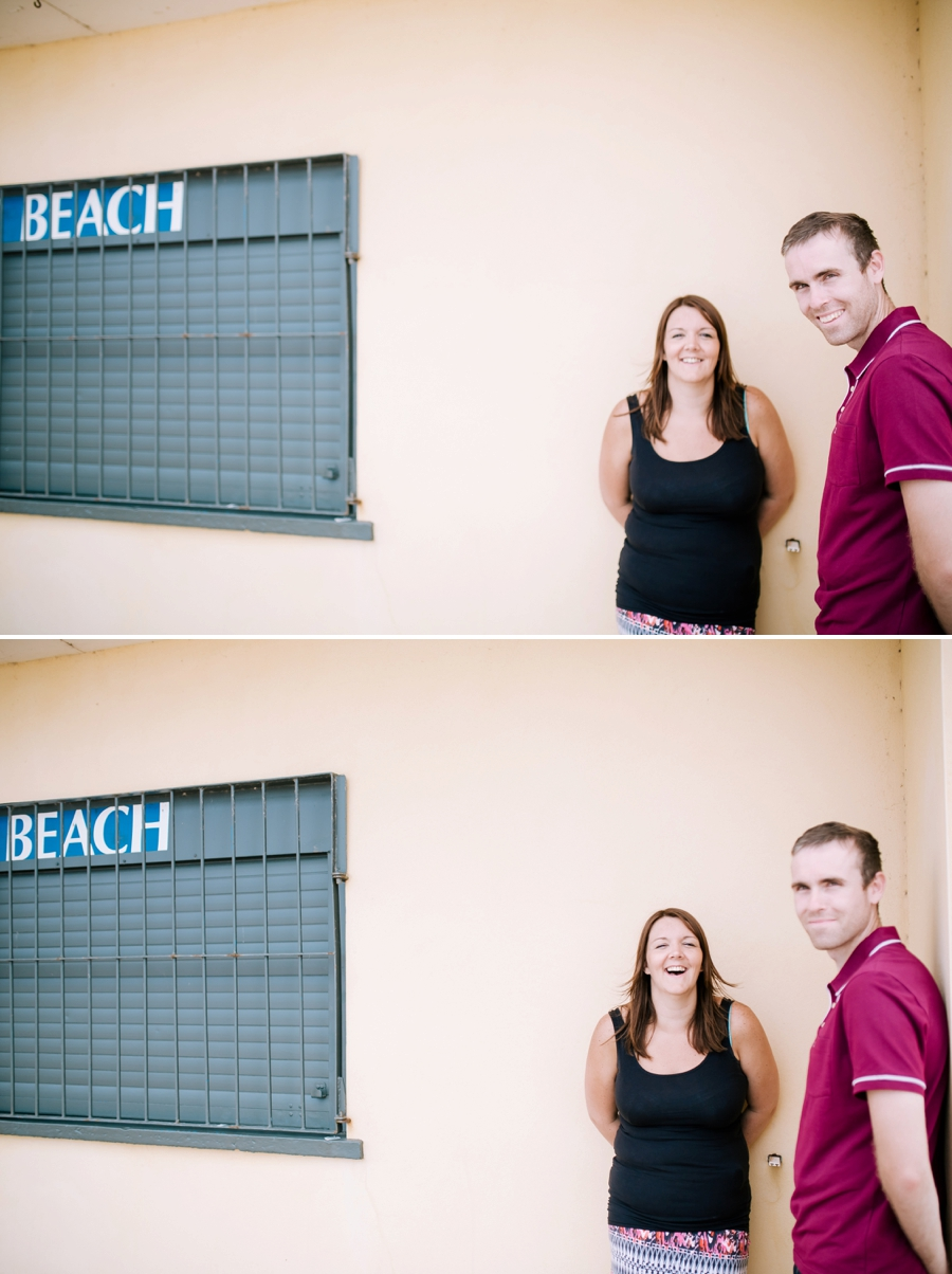 Somerset wedding photographer Gower coast engagement shoot Sarah and Andrew 9
