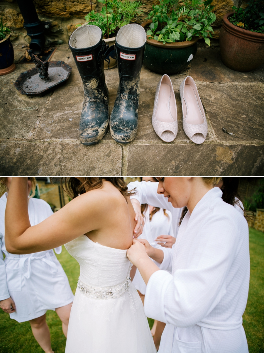 Somerset wedding photographer compton pauncefoot wedding Laura and Chris 12