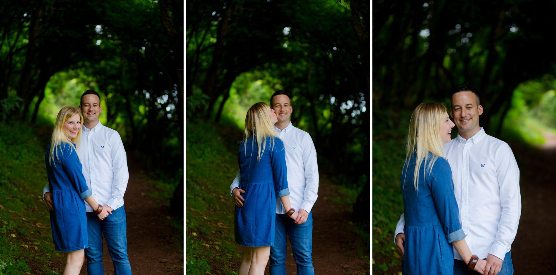 Salcombe Wedding Photographer Hope Cove engagement shoot 08