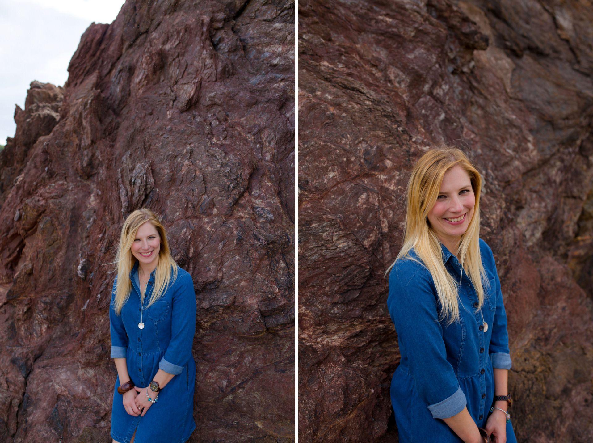 Salcombe Wedding Photographer Hope Cove engagement shoot 11