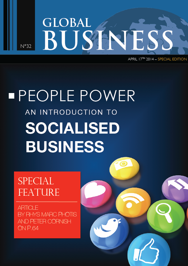PEOPLE POWER: AN INTRODUCTION TO SOCIALISED BUSINESS. GLOBAL BUSINESS,