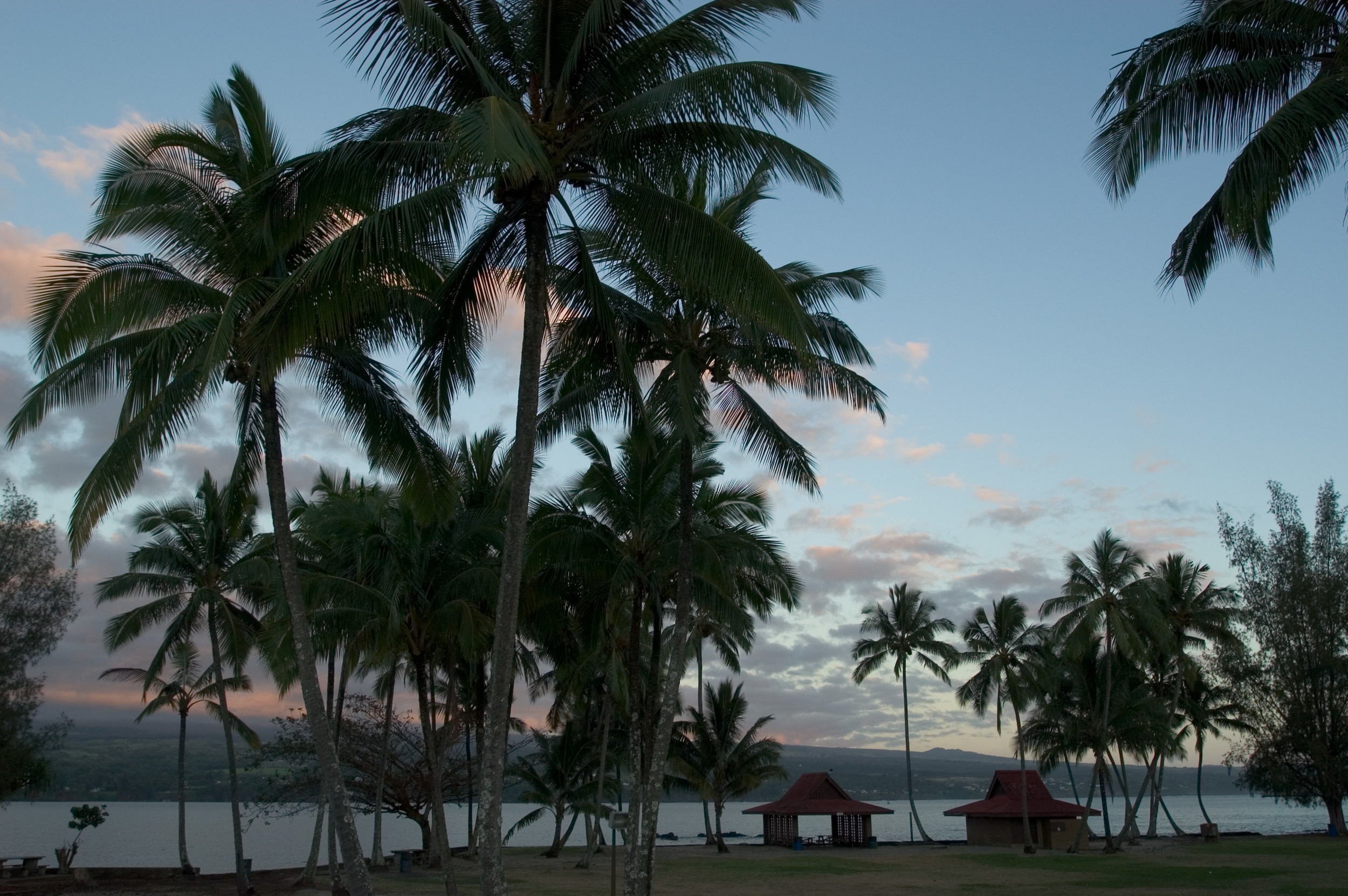 To get our minds off of the cold, here's an image of beautiful Hawai'i taken by Edwin Remsberg
