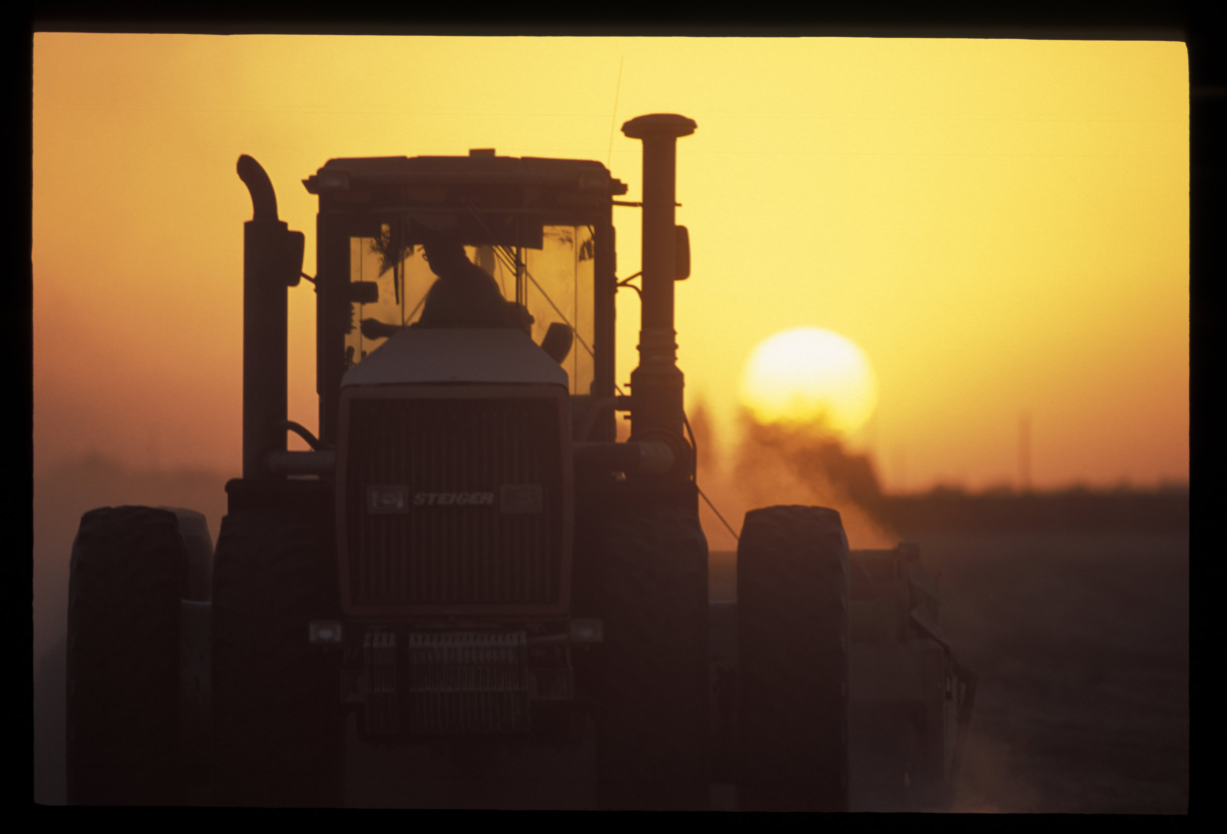 Handling sweat equity issues when bringing in the on-farm successor can limit issues down the road where an on-farm heir feels slighted. Image by Edwin Remsberg
