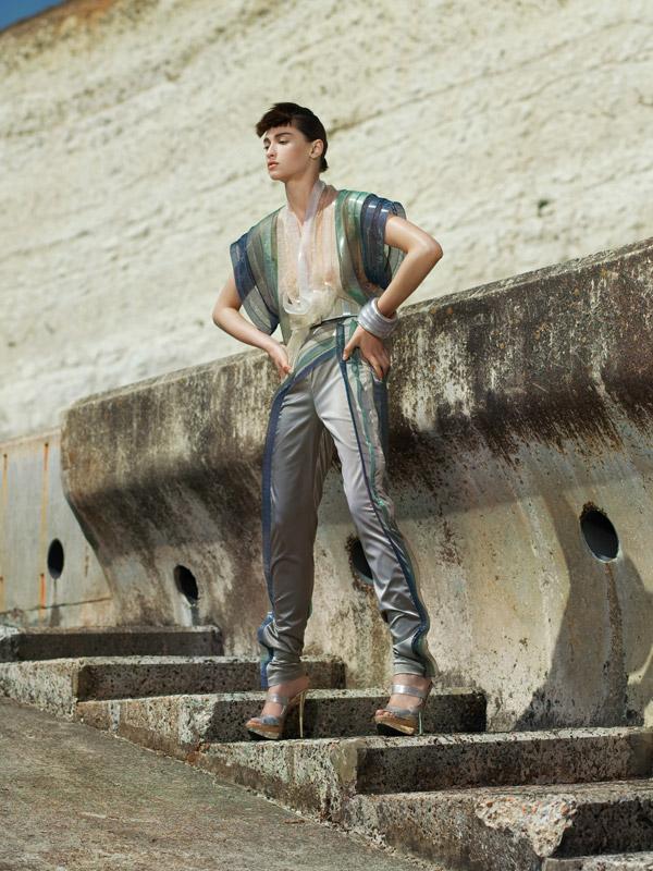 Photograph by Alexey Sorokin   Styling by Svetlana Sorokina   Modeling by Elina M @ Profile