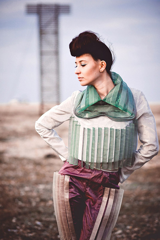 Photographer: Natalia Gurkina   Stylist: Elena Trishina   Model: Tatiana Povalyaeva