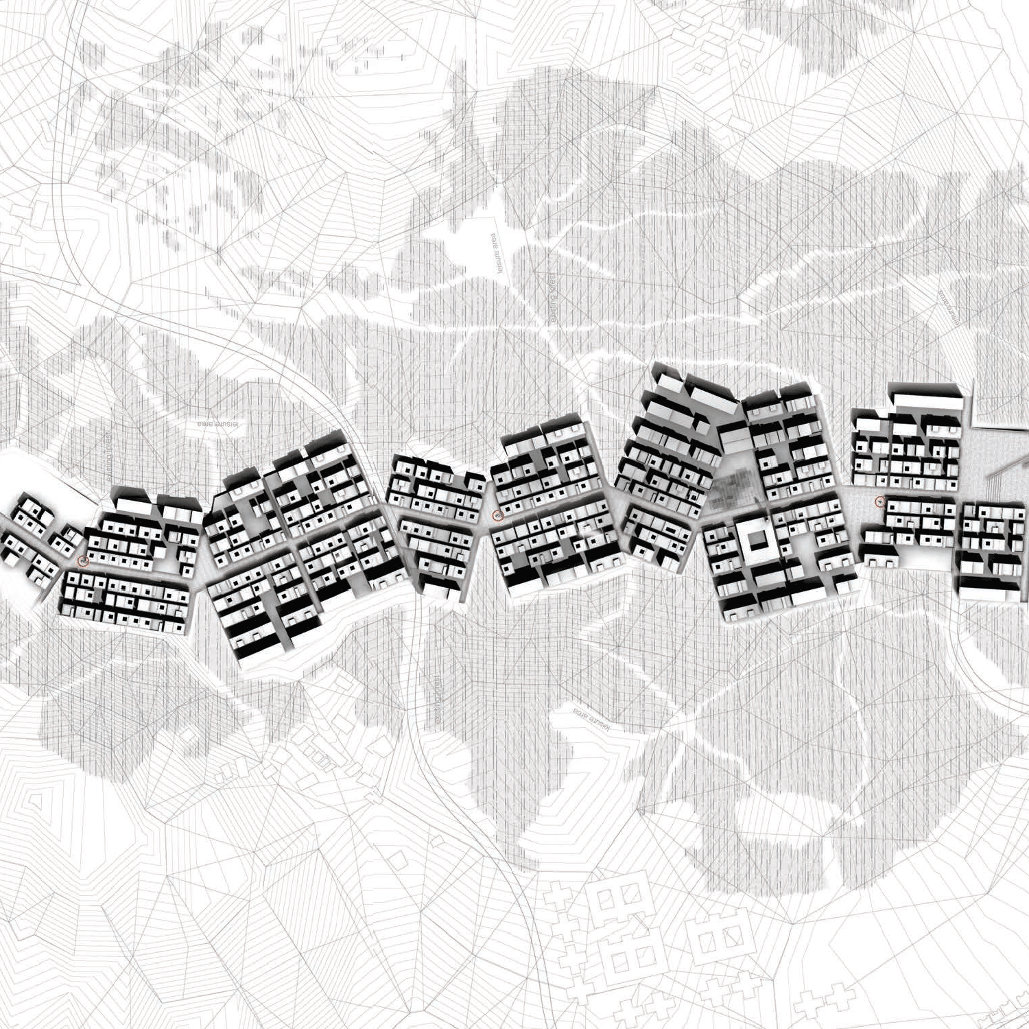 'Overlapping Territories' Iulia Fratila, UCL BPro MArch UD RC12 2012/13