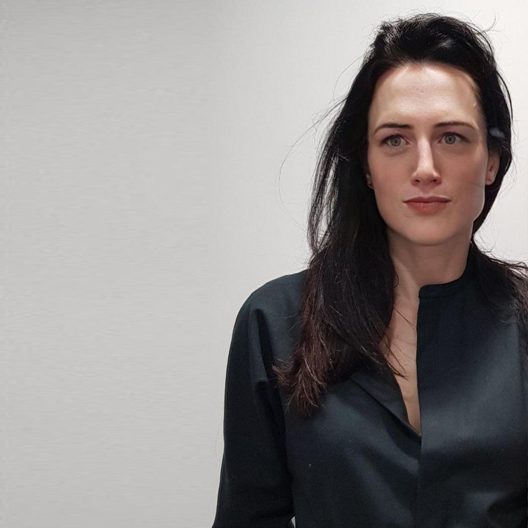 ASSEMBLAGE Founding Director  Hannah Corlett