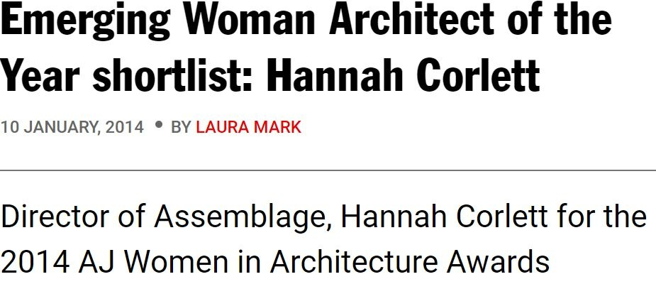 Architects Journal  - 10 JANUARY, 2014