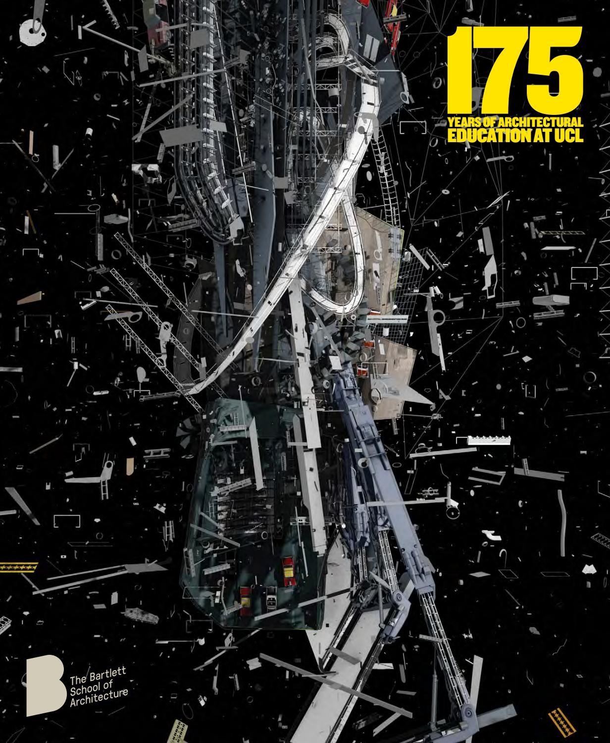 The Architectural Review + The Bartlett School of Architecture -  7 FEBRUARY 2016