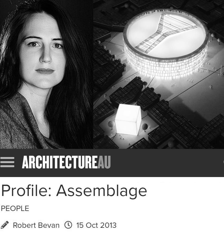 Architecture AU  - 15 October 2013