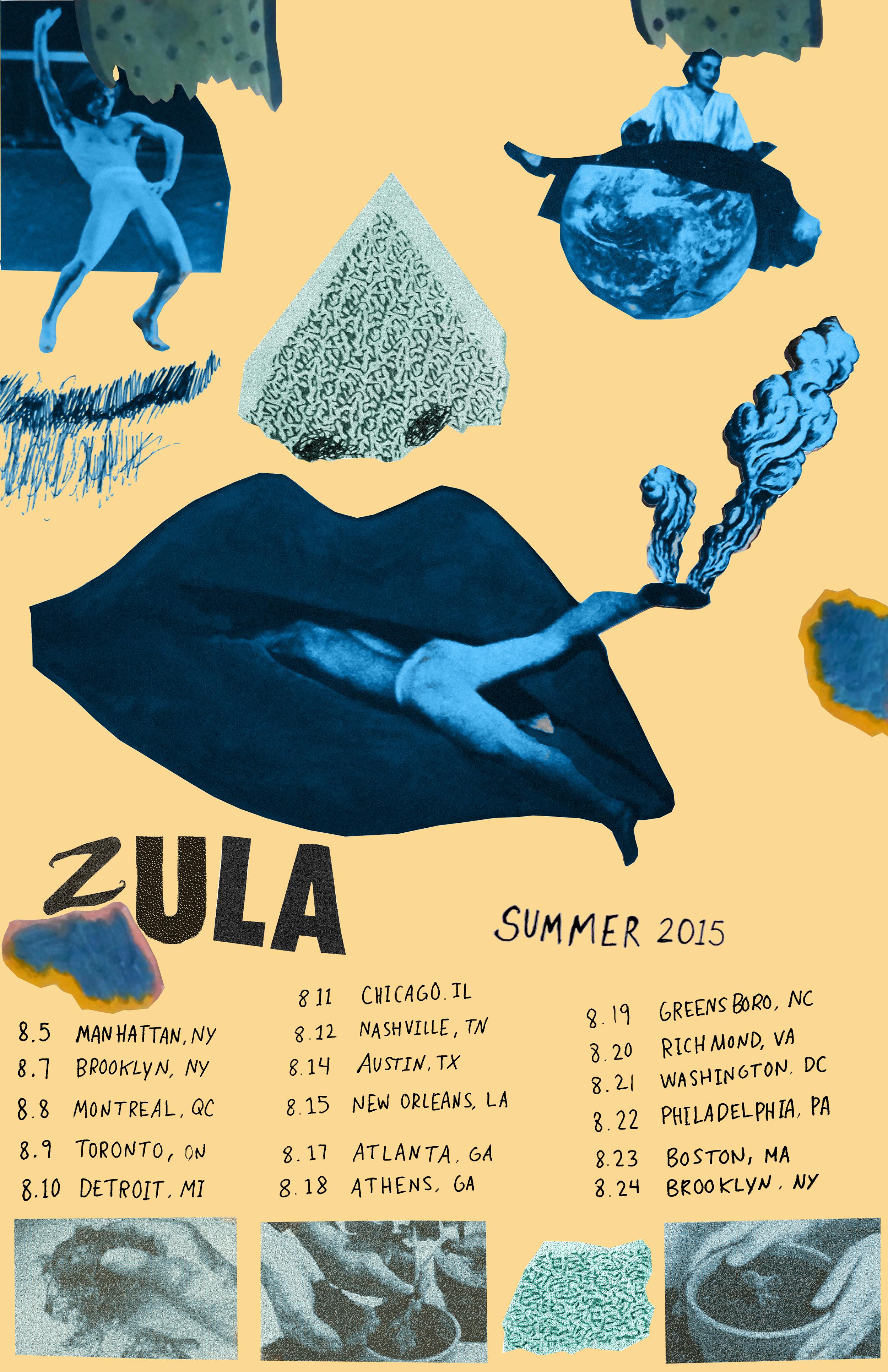 tour poster,2015