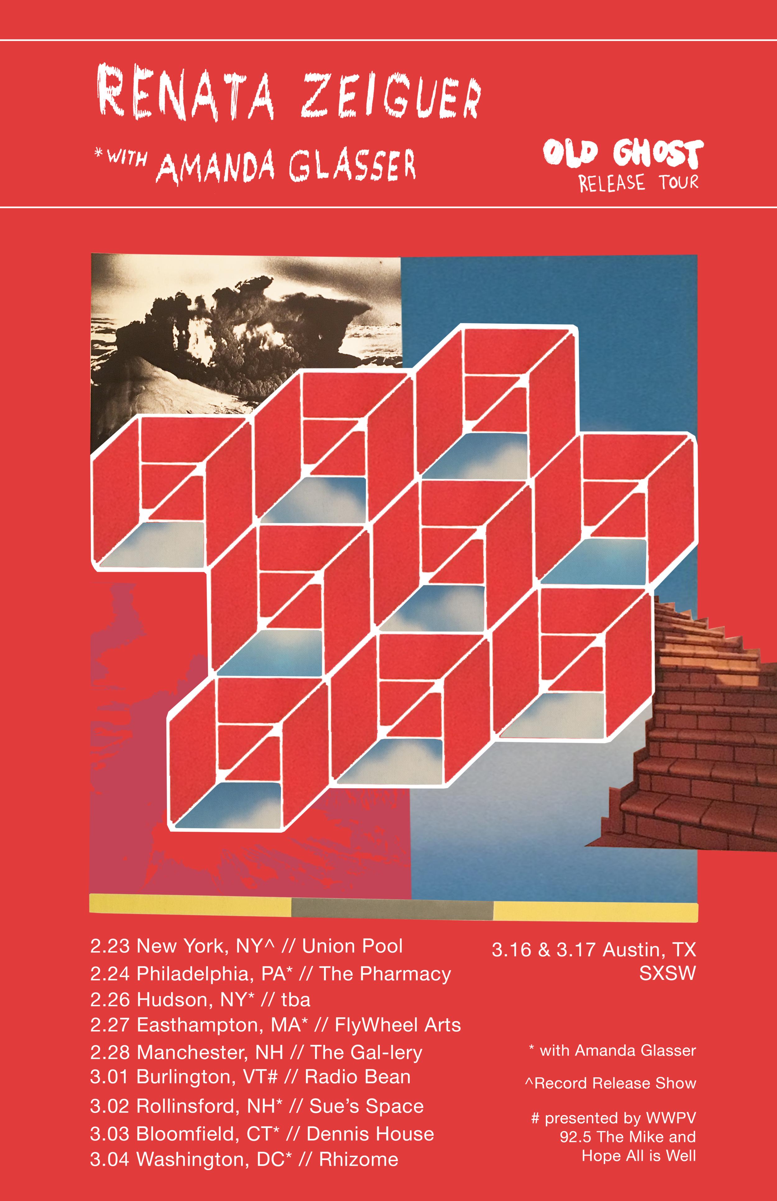 tour poster, 2018