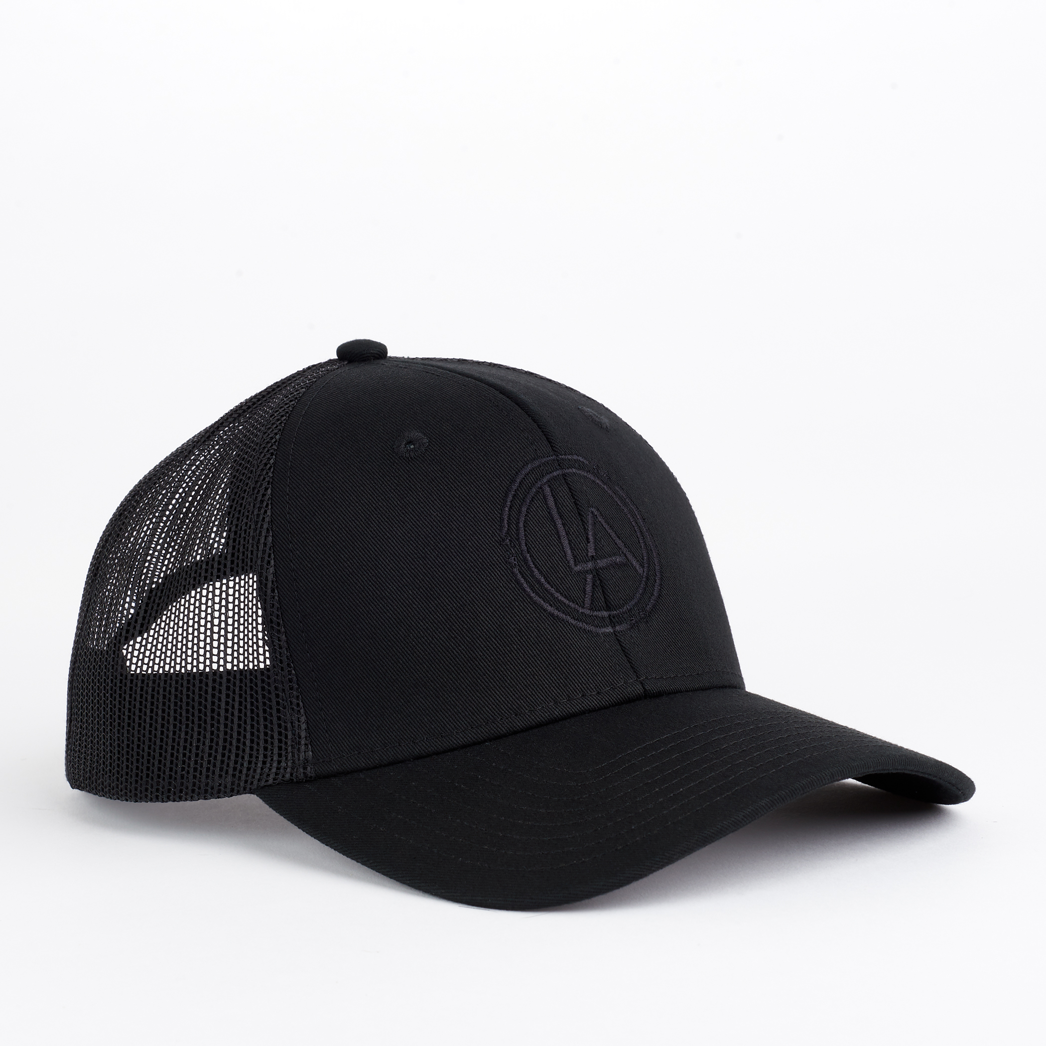 Lyn Avenue Trucker Hat - Bk.jpg