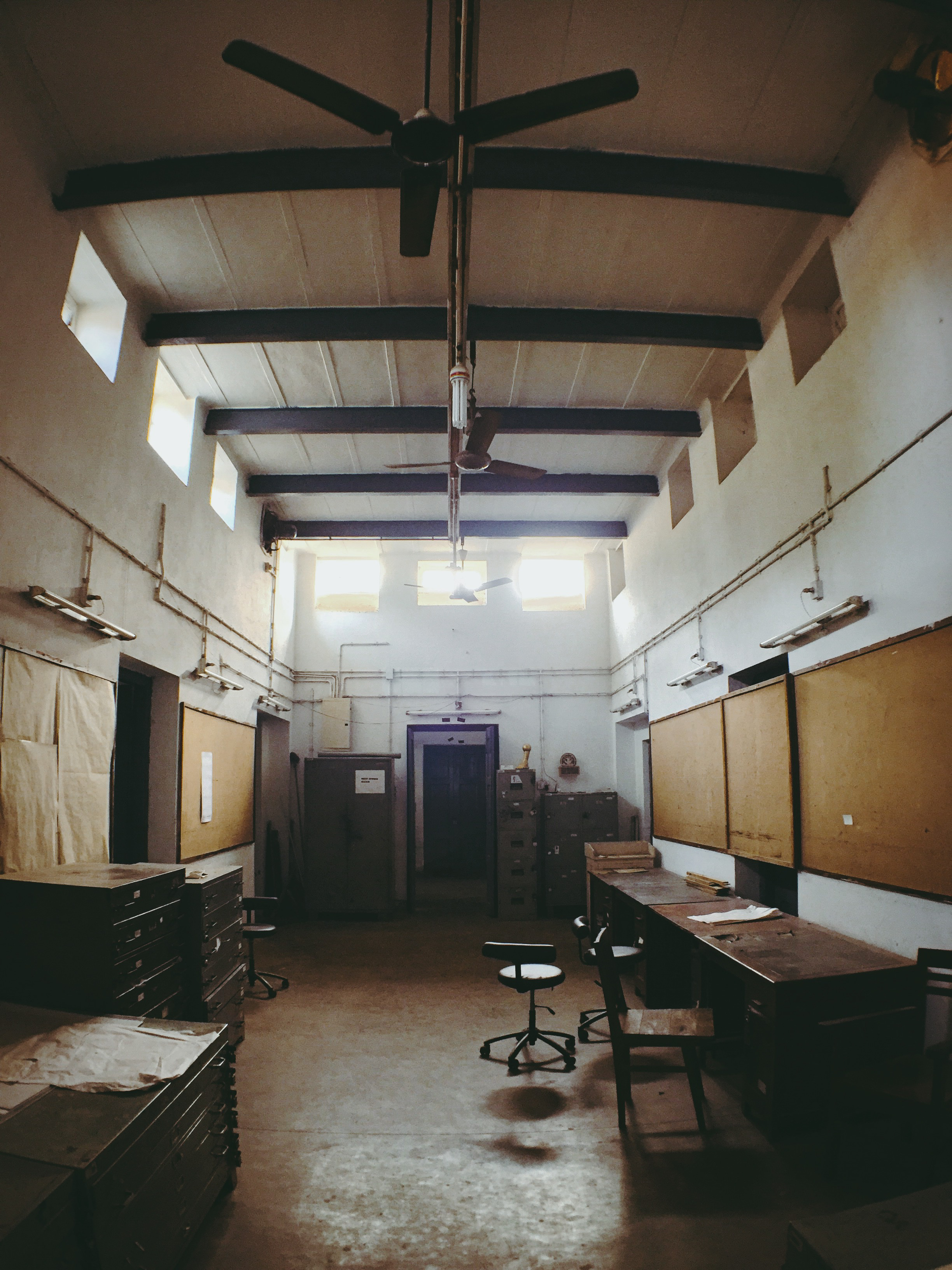Art Department, Shantiniketan University. Shot on iPhone 6 with the IMVIO Wide lens.