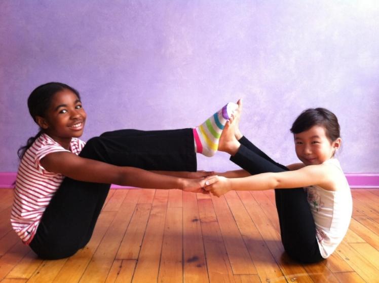 Kids Yoga Summer Omwork 5 Yoga Poses Practices Om Schooled