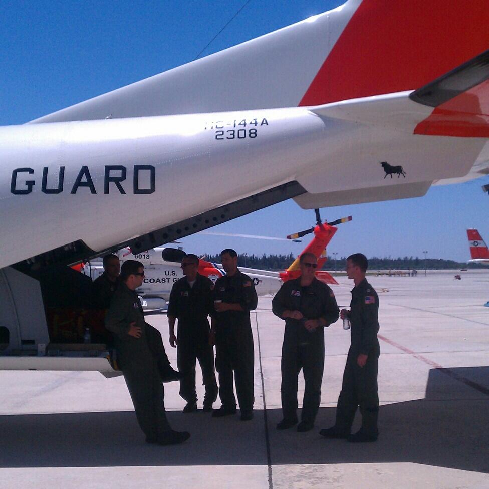 US Coast Guard — Miami, Fla. April 24, 2012