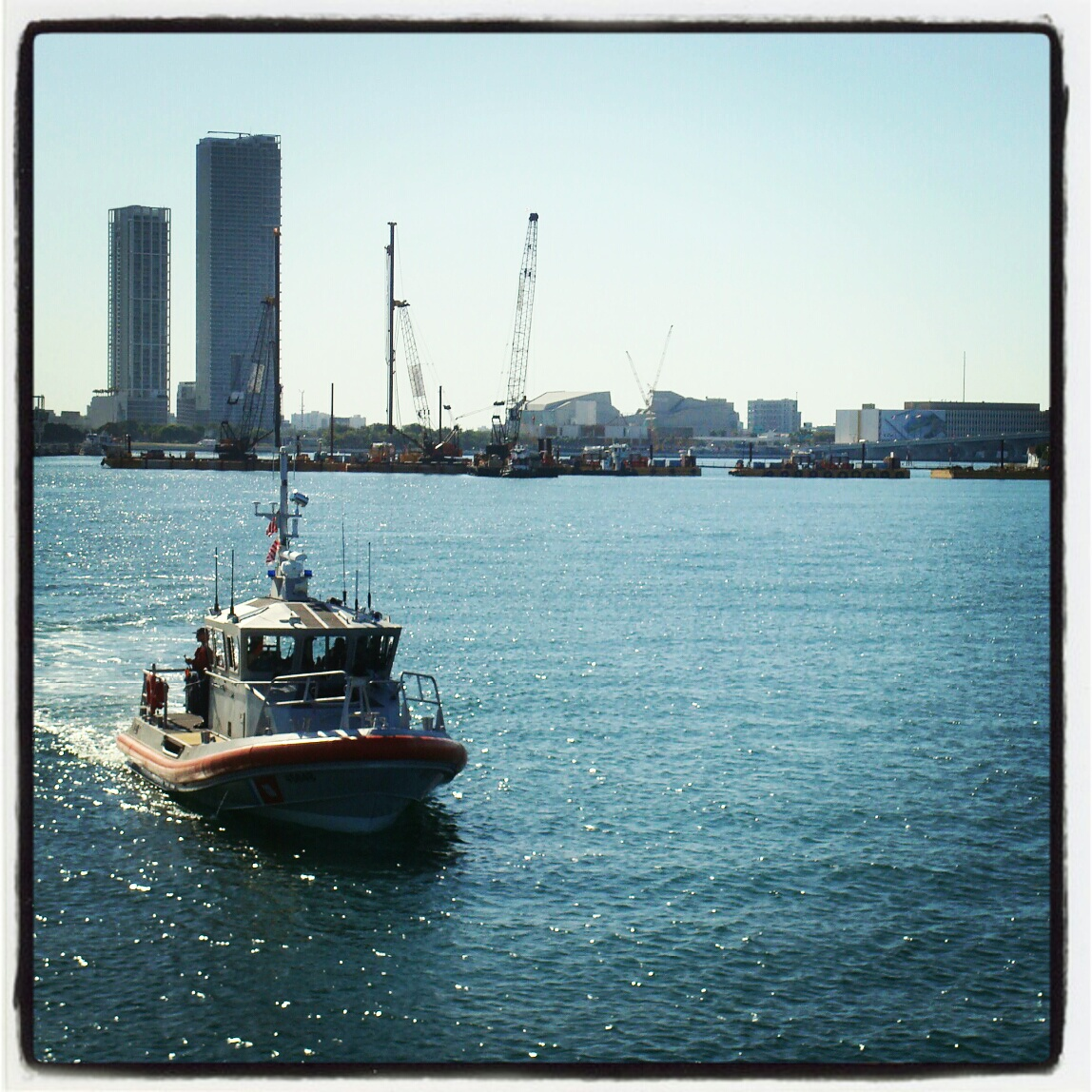 45' Response Boat-Medium