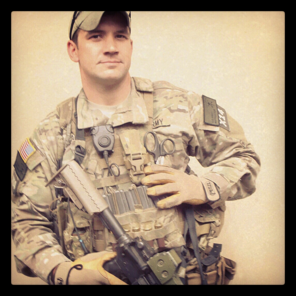 USASOC — Fort Bragg, N. C. April 26, 2012