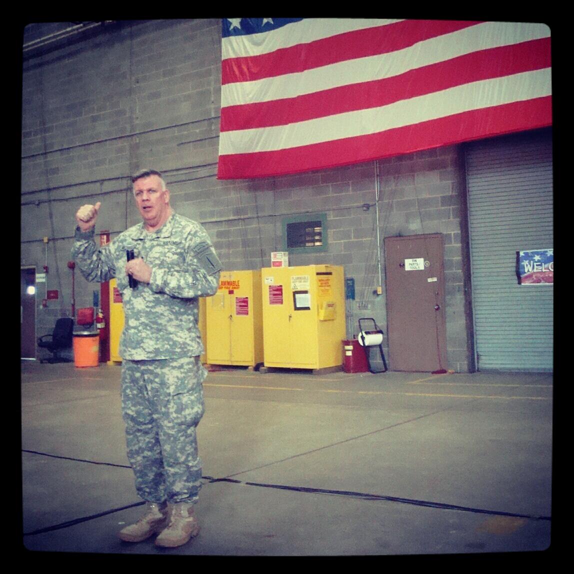 Lt. Gen. John Mulholland, Jr.