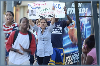 Fortune :  Trayvon Martin and Gen Y's Race Problem