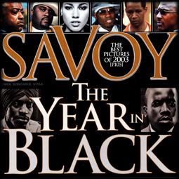 Savoy :  The Year in Black—The Highs, the Lows, and All the Shockers in Between