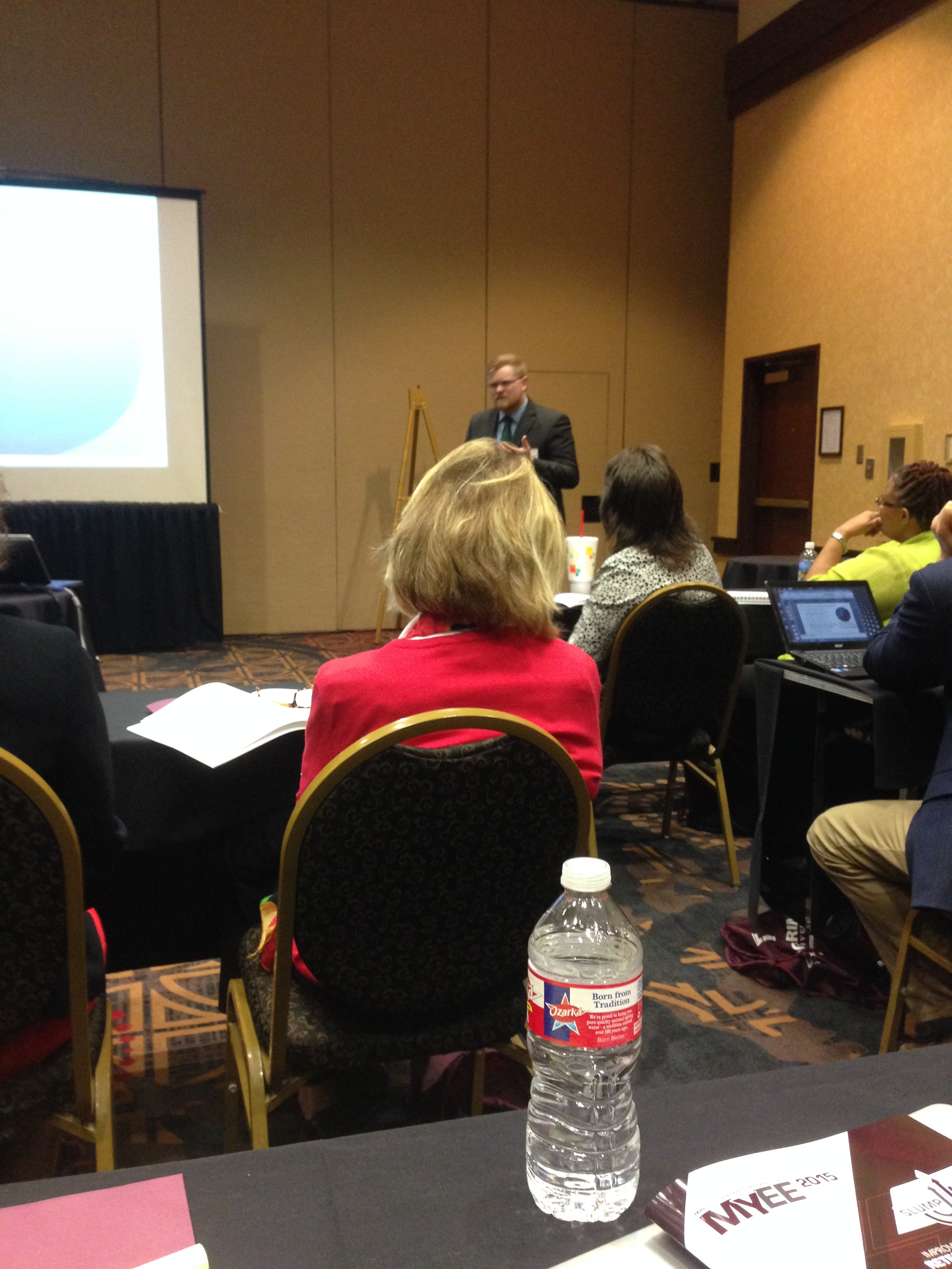 2015 Mid Years Engineering Experience Conference, College Station, TX