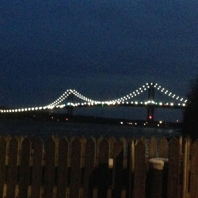 Mount Hope Bridge, Bristol, RI