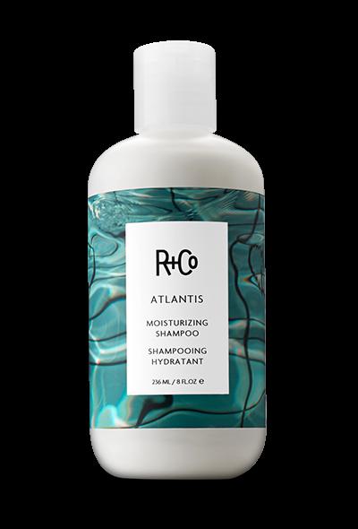 <b> ATLANTIS</br> </b>Moisturizing Shampoo <br> <i> For Hair In Need Of Maximum Moisture</br><br>$28.</i></br>