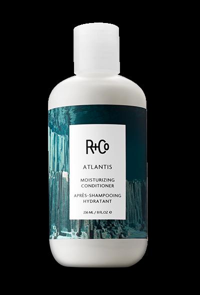 <b> ATLANTIS </b></br>Moisturizing Conditioner <br> <i>For Hair In Need Of Maximum Moisture</i></br> <br> <i> $28.</i></br>